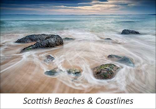 Scottish Beaches Image Collection