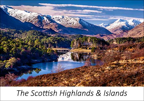 The Highlands and Islands Photo Collection
